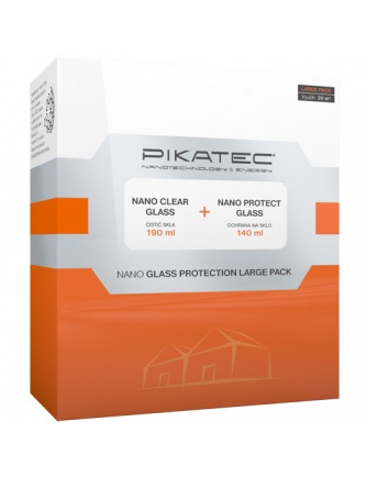 Nano Glass Protection Large Pack