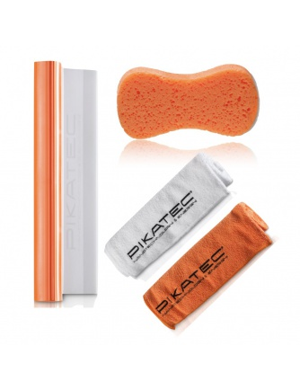 Carwash accessory pack