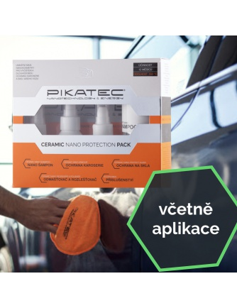 Ceramic Protection Pack incl. Application