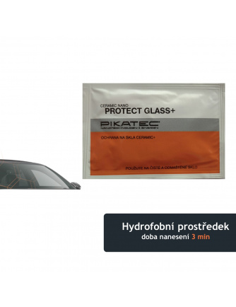 Ceramic Nano protect Glass+