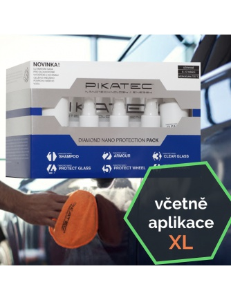 Diamond Protection Pack incl. Application XL
